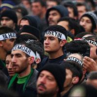 سوگواری عاشورا از نگاه اروپاییان